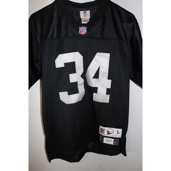 b366fc3fe Oakland Raiders Reebok Bo Jackson Jersey Vintage. M 5b5668937ee9e28d5890075c